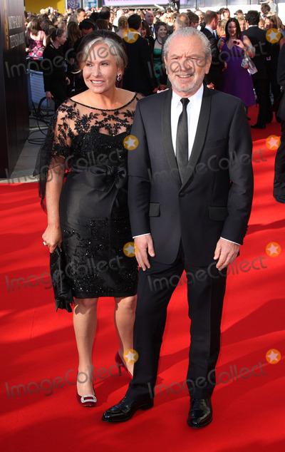 Alan Sugar Photo - London  Alan Sugar and wife at the BAFTA Television Awards held at the Royal Festival Hall 26 April 2009 Keith MayhewLandmark Media