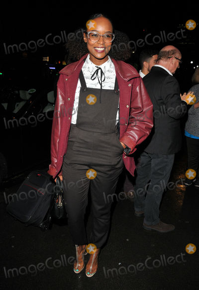 Annaliese Dayes Photo - LondonUK Annaliese Dayes    at the LFW ss 2018 Vin  Omi catwalk show  after party Andaz Liverpool Street Hotel Liverpool Street London 11th September 2017London UK  Ref LMK315-S715-120917Can NguyenLandmark Media WWWLMKMEDIACOM