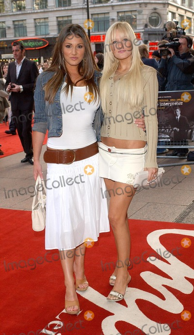 Michelle Marsh Photo - London Lucy Pinder and Michelle Marsh at the UK Charity Premiere of the film The Interpreter14  April 2005Eric BestLandmark Media