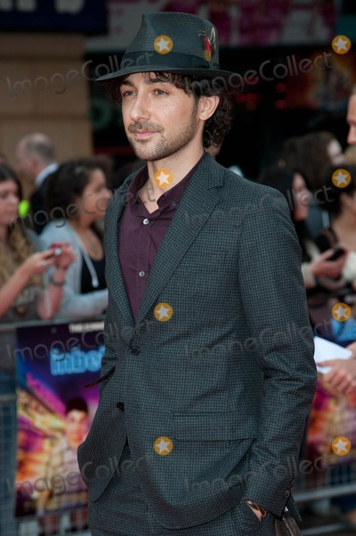 Zane Photo - London UK Alex Zane at the World Premiere of The Inbetweeners Movie held at Vue Leicester Square 16th August 2011Justin NgLandmark Media