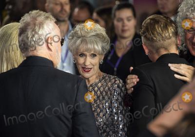 Anita Dobson Photo - London UK  Anita Dobson  at  the World Premiere of Bohemian Rhapsody at SSE Arena Wembley on October 23 2018 in London EnglandRef LMK386-J2845-241018Gary MitchellLandmark MediaWWWLMKMEDIACOM