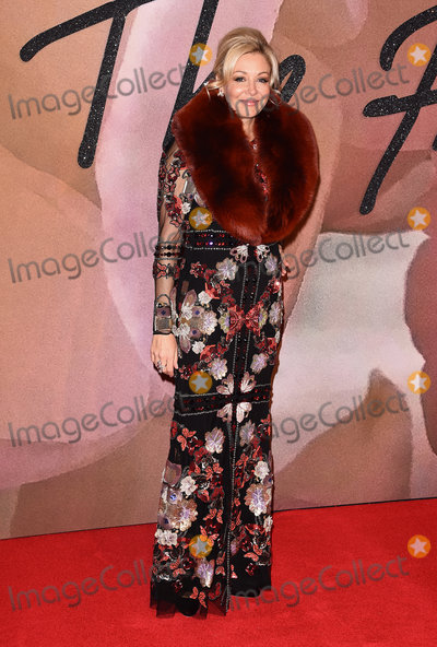 Nadja Swarovski Photo - London UKNadja Swarovski at The Fashion Awards held at The Royal Albert Hall South Kensington London on Monday 5 December 2016Ref LMK392-61340-061216Vivienne VincentLandmark Media WWWLMKMEDIACOM