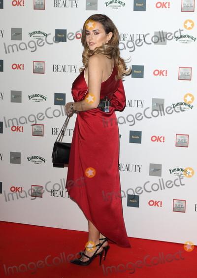 Amber Davies Photo - London UK  Amber Davies   at the The Beauty Awards with OK at the Park Plaza Westminster Bridge London on Monday 26 November 2018RefLMK73-S1965-271118Keith MayhewLandmark MediaWWWLMKMEDIACOM