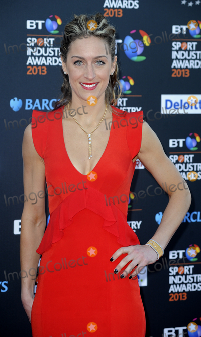 Amy Williams Photo - London UK Amy Williams at the BT Sport Industry Awards at Battersea Evolution London May 2nd 2013Gary MitchellLandmark Media