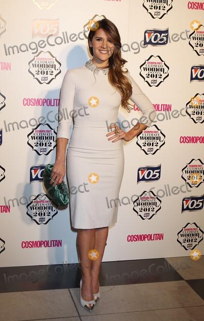 Amanda Byram Photo - London UK Amanda Byram at the Cosmopolitan Awards held at the Victoria and Albert Museum in London 30th October 2012J AdamsLandmark Media
