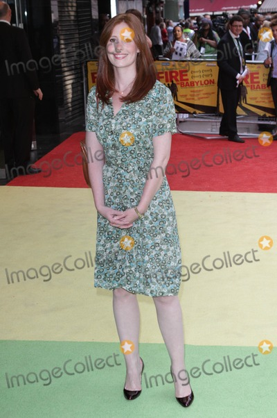 Amy Nutall Photo - London UK Amy Nutall at the European premiere of Fire in Babylon at Odeon Leicester SquareEvil ImagesLandmark Media