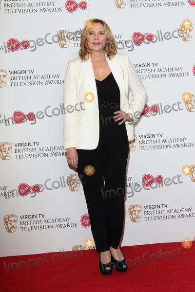 Kim Cattrall Photo - London UK Kim Cattrall at Virgin TV British Academy Television Awards - Winners Room - at the Royal Festival Hall South Bank London on May 14th 2017Ref LMK73-J279-150517Keith MayhewLandmark Media WWWLMKMEDIACOM