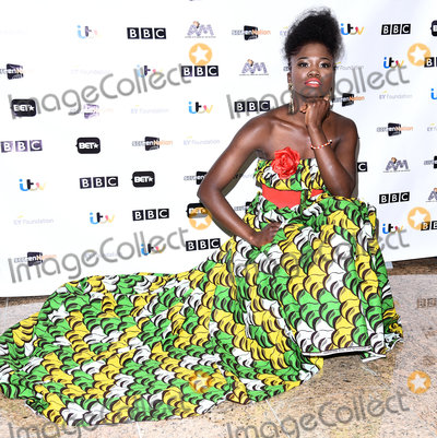 Aramatou Toure Photo - London UK  Aramatou Toure at the Screen Nations Awards held at the Hilton Metropole Hotel Edgware Road London on Saturday 19 March 2016Ref LMK392-60351-200316Vivienne VincentLandmark Media WWWLMKMEDIACOM