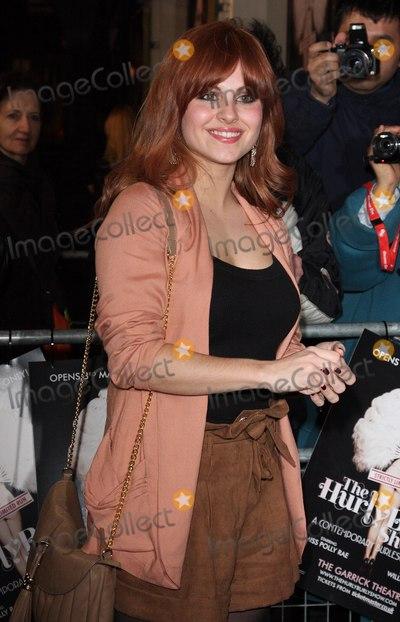Tina OBrien Photo - LondonUK Tina OBrien  at the press night for The Hurly Burly Show Garrick Theatre London 11th March 2011 Keith MayhewLandmark Media