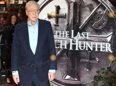 Michael Caine Photo - London UK Michael Caine at the UK Premiere of The Last Witch Hunter at the Empire Leicester Square London on 19th October 2015Ref LMK73-58362-201015Keith MayhewLandmark Media WWWLMKMEDIACOM