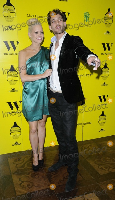 apldeap Photo - London UK  Kimberly Wyatt  Max Rogersat the ApldeAp Foundation charity dinner to raise funds for the We Can Be Anything campaign The Westbury Hotel Conduit St London 19th May 2012Can NguyenLandmark Media