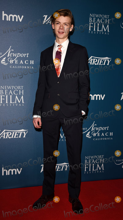 Thomas Brodie-Sangster Photo - London UK Thomas Brodie-Sangster at The Newport Beach Film Festival UK Honours Event held at The Rosewood Hotel High Holburn London on Thursday 15 February 2018 Ref LMK392 -J1575-160218Vivienne VincentLandmark Media WWWLMKMEDIACOM