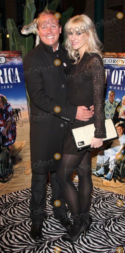 Anthony Cotton Photo - Manchester UK   Anthony Cotton and Katherine Kelly at the Coronation Street Out Of Africa DVD Premiere held at the Odeon Cinema The Printworks Withy Grove4 November  2008Ref  Keith MayhewLandmark Media