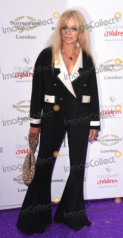 Jo Woods Photo - London UK Jo Wood at The Caudwell Children Butterfly Ball held at Grosvenor House Hotel Park Lane London on Thursday 14 June 2018 Ref LMK392 -J2233-150618Vivienne VincentLandmark Media WWWLMKMEDIACOM