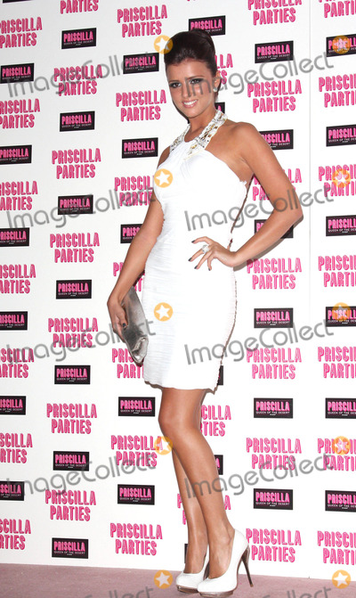 Lucy Meck Photo - London UK Lucy Meck at the launch of Priscilla Parties at the Palace Theatre 24th January 2011Keith MayhewLandmark Media