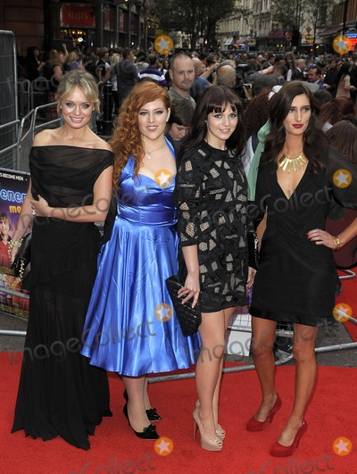 Lydia Bewley Photo - London UK (L to R) Laura Haddock Lydia Rose Bewley Tamla Kari and Jessica Knappett at the World Premiere of The Inbetweeners Movie held at Vue Leicester Square 16th August 2011SydLandmark Media