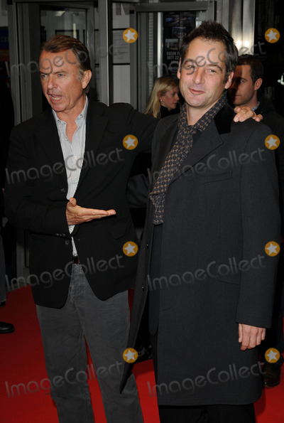 Sam Neill Photo - LondonUK Sam Neill and Jeremy Northam  at  the   premiere of  their  film  Dean Spanley  Odeon West End London Film Festival 17th October 2008Can NguyenLandmark Media
