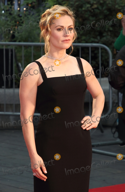 Anna Paquin- Photo - LondonUK  Anna Paquin  at theThe BFI 63rd London Film Festival Closing Night Gala of The Irishman held at the Odeon Luxe Leicester Square 13th October 2019RefLMK73-S2450-141019Keith MayhewLandmark MediaWWWLMKMEDIACOM