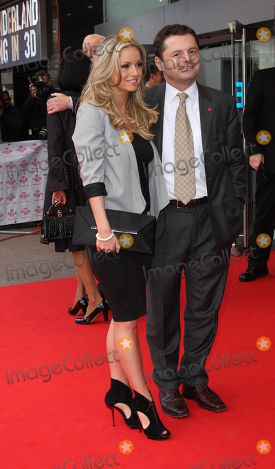 Chris Hollins Photo - London UK Chris Hollins and Ola Jordan at The Princes Trust Celebrate Success Awards held at the Odeon Leicester Square 1st March 2010Keith MayhewLandmark Media
