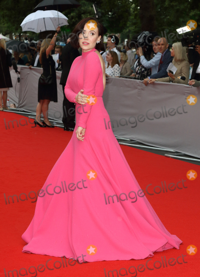 Daisy Lewis Photo - London UK Daisy LewisBAFTA Tribute to Downton Abbey at the Richmond Theatre London 11th August 2015  Ref LMK73-57987-120815Keith MayhewLandmark Media WWWLMKMEDIACOM
