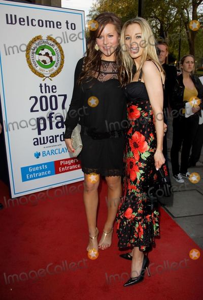 Imogen Lloyd Webber Photo - London UK Abi Titmuss and Imogen Lloyd Webber at the Professional Footballers Association Awards arrivals held at the Grosvenor Hotel Park Lane 22nd April 2007Keith MayhewLandmark Media