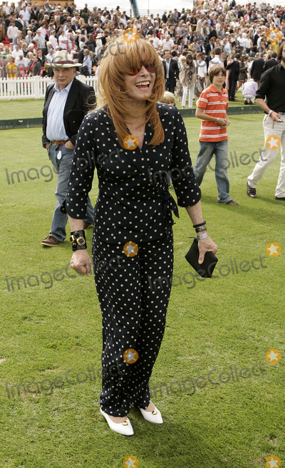 Stephanie Powers Photo - Cowdry Park Midhurst UK Stephanie Powers at the Veuve Cliquot Polo Gold Cup 2008 at Cowdray Park in Sussex 20 July 2008Dave NortonLandmark Media