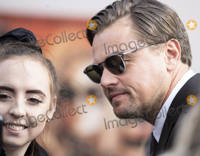 Leonardo DiCaprio Photo - London England Leonardo DiCaprio at  the UK Premiere of Once Upon a Time in Hollywood Odeon Luxe Leicester Square London England 30th July 2019Ref LMK386-J5279-310719Gary MitchellLandmark MediaWWWLMKMEDIACOM