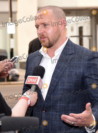 AJ Buckley Photo - London UK  AJ Buckley  at One for the Boys Charity Ball at the Roundhouse Chalk Farm Road London on Friday 12 June 2015Ref LMK392-51550-130615     Vivienne VincentLandmark Media WWWLMKMEDIACOM