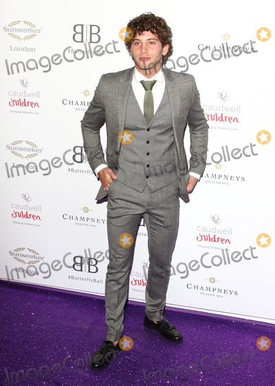 Eyal Booker Photo - London UK Eyal Booker at The Caudwell Children Butterfly Ball 2019 held at Grosvenor House Park Lane London on Thursday 13 June 2019Ref  LMK73-J5050-140619Keith MayhewLandmark Media WWWLMKMEDIACOM