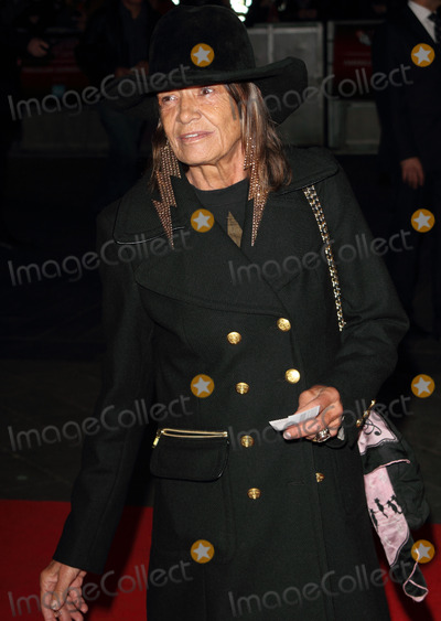 Anita Pallenberg Photo - London UK Anita Pallenberg at the  BFI London Film Festival America Express Gala screening of  Crossfire Hurricane at the Odeon Leicester Aquare London 18th  October 2012  Keith MayhewLandmark Media