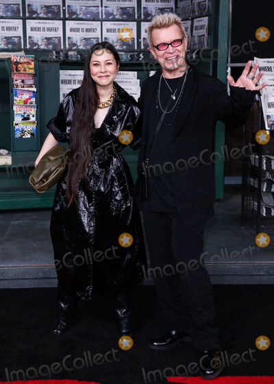 China Chow Photo - HOLLYWOOD LOS ANGELES CALIFORNIA USA - OCTOBER 24 China Chow and Billy Idol arrive at the Premiere Of Netflixs The Irishman held at TCL Chinese Theatre IMAX on October 24 2019 in Hollywood Los Angeles California United States (Photo by David AcostaImage Press Agency)