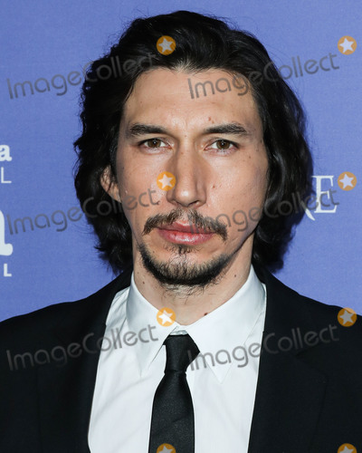 Adam Driver Photo - SANTA BARBARA LOS ANGELES CALIFORNIA USA - JANUARY 17 Actor Adam Driver arrives at the 35th Annual Santa Barbara International Film Festival - The Outstanding Performers Of The Year Award held at The Arlington Theatre (Metropolitan Theatres) on January 17 2020 in Santa Barbara Los Angeles California United States (Photo by Xavier CollinImage Press Agency)