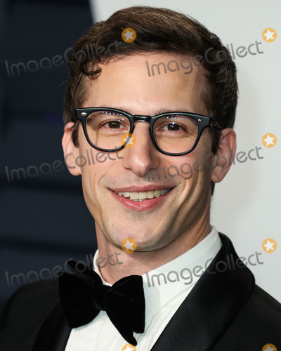 Andy Samberg Photo - BEVERLY HILLS LOS ANGELES CA USA - FEBRUARY 24 Andy Samberg arrives at the 2019 Vanity Fair Oscar Party held at the Wallis Annenberg Center for the Performing Arts on February 24 2019 in Beverly Hills Los Angeles California United States (Photo by Xavier CollinImage Press Agency)