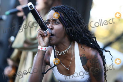 Angel Haze Photo - CALABASAS LOS ANGELES CA USA - DECEMBER 02 Rapper Angel Haze Raykeea Raeen-Roes Wilson performs onstage at the One Love Malibu Festival Benefit Concert For Woolsey Fire Recovery held at the King Gillette Ranch on December 2 2018 in Calabasas Los Angeles California United States (Photo by Xavier CollinImage Press Agency)