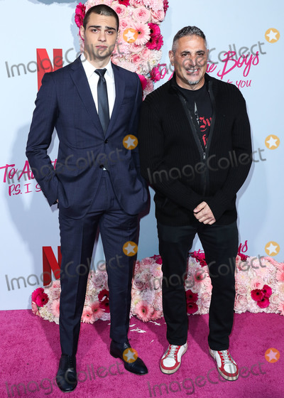 Noah Centineo Photo - HOLLYWOOD LOS ANGELES CALIFORNIA USA - FEBRUARY 03 Actor Noah Centineo and father Gregory Vincent Centineo arrive at the Los Angeles Premiere Of Netflixs To All The Boys PS I Still Love You held at the Egyptian Theatre on February 3 2020 in Hollywood Los Angeles California United States (Photo by Xavier CollinImage Press Agency)
