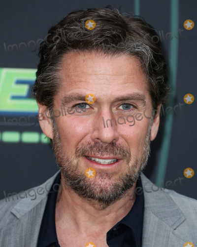 Alexis Denisof Photo - NORTH HOLLYWOOD LOS ANGELES CA USA - FEBRUARY 12 Alexis Denisof arrives at the Los Angeles Premiere Of Disney Channels Kim Possible held at the Saban Media Center at the Television Academy on February 12 2019 in North Hollywood Los Angeles California United States (Photo by Xavier CollinImage Press Agency)