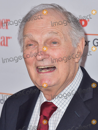 Alan Alda Photo - BEVERLY HILLS LOS ANGELES CALIFORNIA USA - JANUARY 11 Alan Alda arrives at AARP The Magazines 19th Annual Movies For Grownups Awards held at The Beverly Wilshire Four Seasons Hotel on January 11 2020 in Beverly Hills Los Angeles California United States (Photo by Image Press Agency)