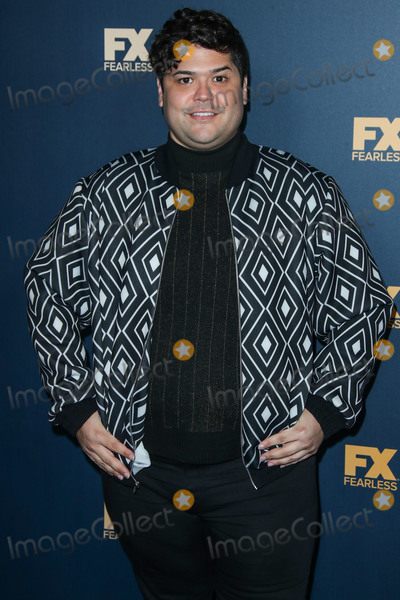Harvey Guillen Photo - PASADENA LOS ANGELES CA USA - FEBRUARY 04 Harvey Guillen attends the FX Starwalk - 2019 Winter TCA Press Tour - Day 7 held at The Langham Huntington Hotel on February 4 2019 in Pasadena Los Angeles California United States (Photo by Xavier CollinImage Press Agency)