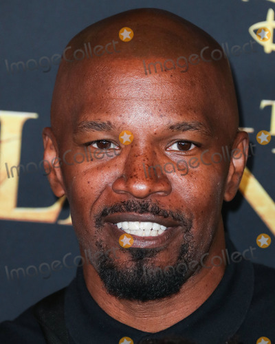 Jamie Foxx Photo - HOLLYWOOD LOS ANGELES CALIFORNIA USA - JULY 09 Actor Jamie Foxx arrives at the World Premiere Of Disneys The Lion King held at the Dolby Theatre on July 9 2019 in Hollywood Los Angeles California United States (Photo by Xavier CollinImage Press Agency)