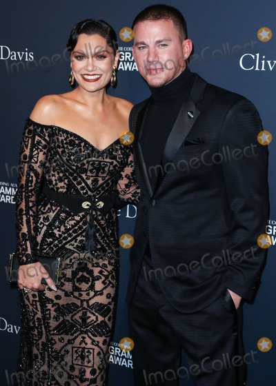 Clive Davis Photo - (FILE) Channing Tatum and Jessie J Broke Up Again BEVERLY HILLS LOS ANGELES CALIFORNIA USA - JANUARY 25 Singer Jessie J and boyfriendactor Channing Tatum arrive at The Recording Academy And Clive Davis 2020 Pre-GRAMMY Gala held at The Beverly Hilton Hotel on January 25 2020 in Beverly Hills Los Angeles California United States (Photo by Xavier CollinImage Press Agency)