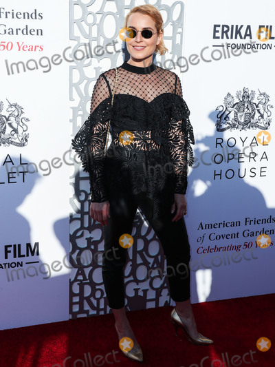 Covent Garden Photo - BEVERLY HILLS LOS ANGELES CALIFORNIA USA - JULY 10 Actress Noomi Rapace arrives at the American Friends Of Covent Garden 50th Anniversary Celebration held at Jean-Georges Beverly Hills at Waldorf Astoria Beverly Hills on July 10 2019 in Beverly Hills Los Angeles California United States (Photo by Xavier CollinImage Press Agency)