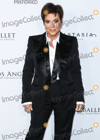 Kris Jenner Photo - SANTA MONICA LOS ANGELES CALIFORNIA USA - FEBRUARY 28 Television personality Kris Jenner arrives at the Los Angeles Ballet Gala 2020 held at The Eli and Edythe Broad Stage at the Santa Monica College Performing Arts Center on February 28 2020 in Santa Monica Los Angeles California United States (Photo by Xavier CollinImage Press Agency)
