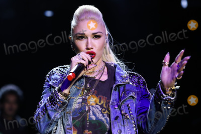 Gwen Stefani Photo - (FILE) Gwen Stefanis Las Vegas Residency Dates for May Are Canceled Amid Coronavirus COVID-19 Pandemic Gwen Stefani has announced that all of her Just a Girl concerts scheduled for May 2020 have been canceled because of the health crisis CALABASAS LOS ANGELES CALIFORNIA USA - DECEMBER 02 Singer Gwen Stefani performs onstage at the One Love Malibu Festival Benefit Concert For Woolsey Fire Recovery held at the King Gillette Ranch on December 2 2018 in Calabasas Los Angeles California United States (Photo by Xavier CollinImage Press Agency)
