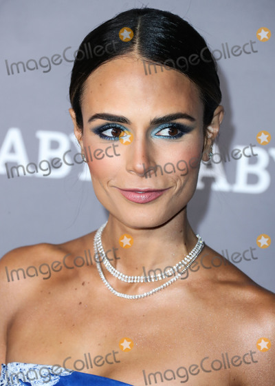 Jordana Brewster Photo - CULVER CITY LOS ANGELES CALIFORNIA USA - NOVEMBER 09 Actress Jordana Brewster wearing a Monique Lhuillier dress arrives at the 2019 Baby2Baby Gala held at 3Labs on November 9 2019 in Culver City Los Angeles California United States (Photo by Xavier CollinImage Press Agency)
