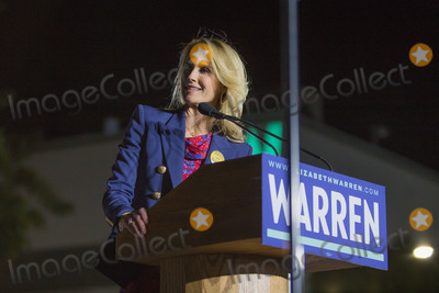 Jennifer Siebel Photo - MONTEREY PARK LOS ANGELES CALIFORNIA USA - MARCH 02 Jennifer Siebel Newsom speaks during Senator Elizabeth Warren a Democrat from Massachusetts and 2020 presidential candidates campaign event held at the East Los Angeles Community College on March 2 2020 in Monterey Park Los Angeles California United States (Photo by Rudy TorresImage Press Agency)