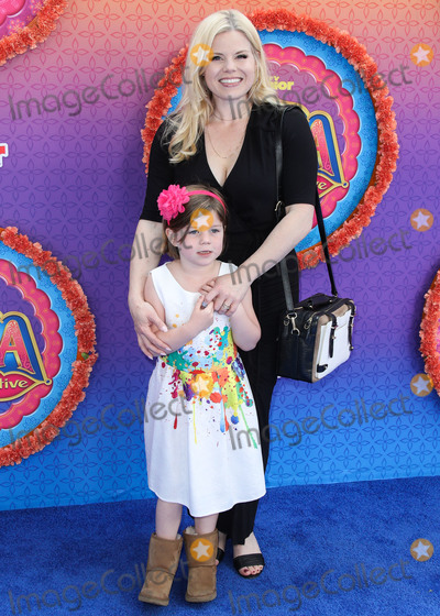 Gallagher Photo - BURBANK LOS ANGELES CALIFORNIA USA - MARCH 07 Viola Philomena Gallagher and Megan Hilty arrive at the Los Angeles Premiere Of Disney Juniors Mira Royal Detective held at the Walt Disney Studios Main Theater on March 7 2020 in Burbank Los Angeles California United States (Photo by Xavier CollinImage Press Agency)