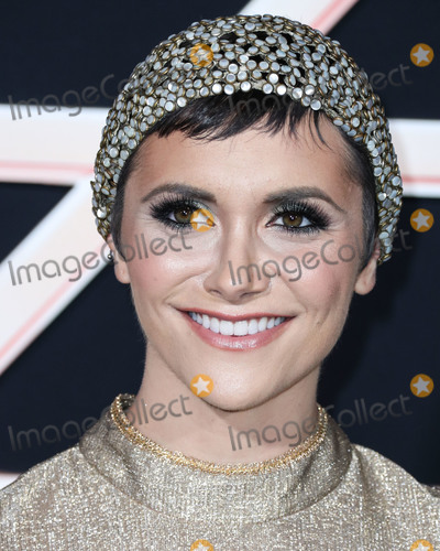 Alyson Stoner Photo - WESTWOOD LOS ANGELES CALIFORNIA USA - NOVEMBER 11 Alyson Stoner arrives at the Los Angeles Premiere Of Columbia Pictures Charlies Angels held at the Westwood Regency Theater on November 11 2019 in Westwood Los Angeles California United States (Photo by Xavier CollinImage Press Agency)