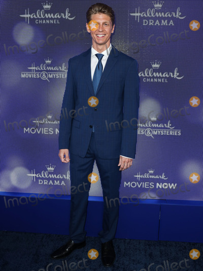 Andrew Francis Photo - BEVERLY HILLS LOS ANGELES CALIFORNIA USA - JULY 26 Andrew Francis arrives at the Hallmark Channel And Hallmark Movies And Mysteries Summer 2019 TCA Press Tour Event held at a Private Residence on July 26 2019 in Beverly Hills Los Angeles California United States (Photo by Xavier CollinImage Press Agency)