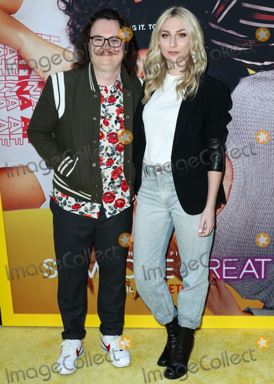 Cody Kennedy Photo - HOLLYWOOD LOS ANGELES CALIFORNIA USA - APRIL 17 Clark Duke and Cody Kennedy arrive at the Los Angeles Special Screening Of Netflixs Someone Great held at ArcLight Cinemas Hollywood on April 17 2019 in Hollywood Los Angeles California United States (Photo by Xavier CollinImage Press Agency)