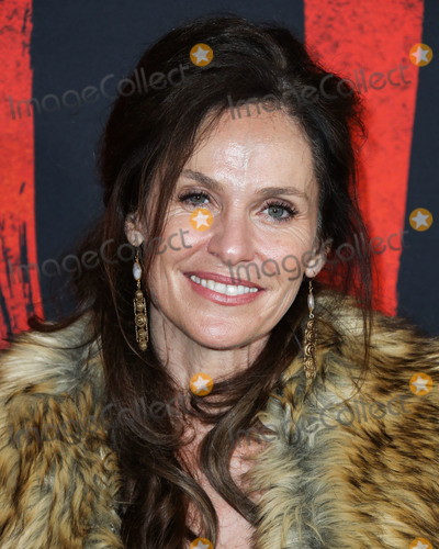 Amy Brenneman Photo - HOLLYWOOD LOS ANGELES CALIFORNIA USA - MARCH 09 Actress Amy Brenneman arrives at the World Premiere Of Disneys Mulan held at the El Capitan Theatre and Dolby Theatre on March 9 2020 in Hollywood Los Angeles California United States (Photo by Xavier CollinImage Press Agency)